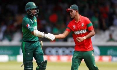 পাকিস্তানে ক্রিকেট দল পাঠানোর প্রস্তাব নাকচ করলো বাংলাদেশে