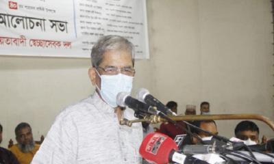 সরকার প্রতিহিংসার কারণেই খালেদা জিয়াকে বিদেশ যেতে দিচ্ছে না : ফখরুল