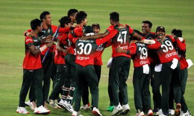 নিউজিল্যান্ডের বিরুদ্ধে টি-২০ সিরিজের জন্য দল ঘোষণা