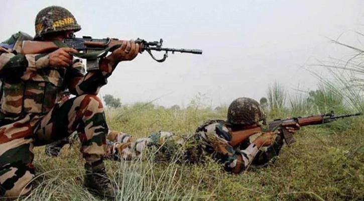 কাশ্মিরে গোলাগুলিতে ৫ ভারতীয় সেনা নিহত